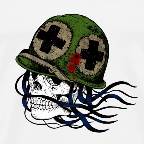 Gohst der die Krieger rief - Männer Premium T-Shirt
