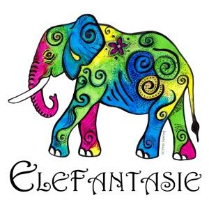 Elefantasie - Männer Premium T-Shirt