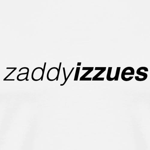 Zaddy Izzues - Men's Premium T-Shirt