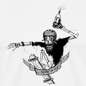 skateorid - T-shirt Premium Homme