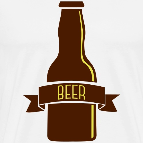 biere Beer - T-shirt Premium Homme