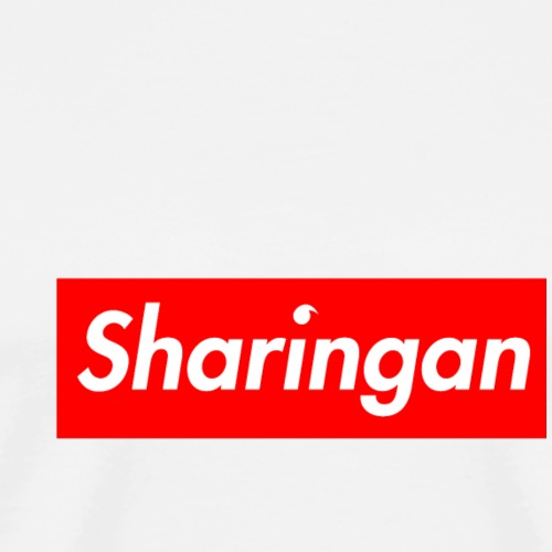 Sharingan tomoe - T-shirt Premium Homme