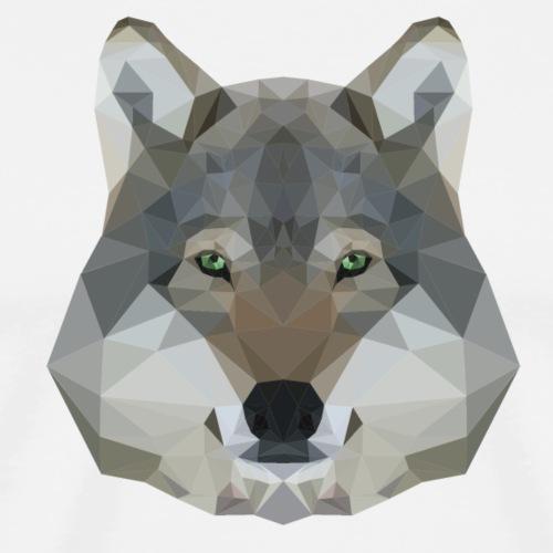 The Wolf of the North - Maglietta Premium da uomo