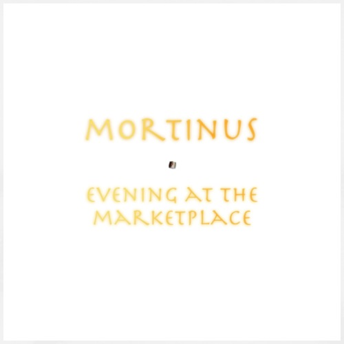 Mortinus - Evening at the Marketplace - Men's Premium T-Shirt