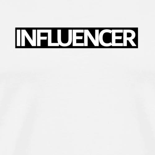 Influencer - Männer Premium T-Shirt