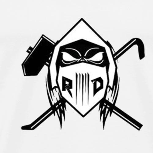 RBNDLX SHIRT - LOGO 2 - Männer Premium T-Shirt