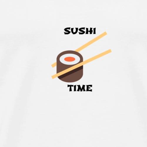 SUSHI TIME - Männer Premium T-Shirt
