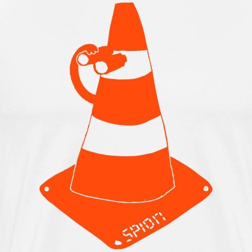 Spion - Mannen Premium T-shirt