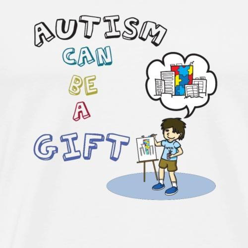Autism can be a Gift- Autismus kann eine Gabe sein