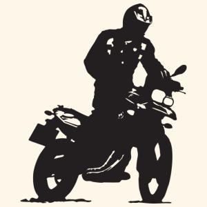 GS-Rider - Männer Premium T-Shirt
