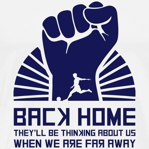Back Home - Men's Premium T-Shirt