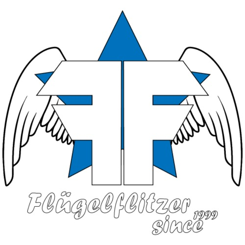 design blue ff since 1999 - Männer Premium T-Shirt