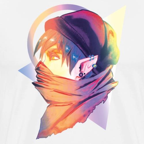 Elf modern - T-shirt Premium Homme
