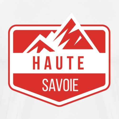 Blason Haute Savoie 3 - T-shirt Premium Homme