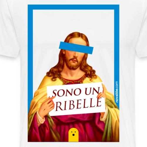 Sono un Ribelle - Maglietta Premium da uomo