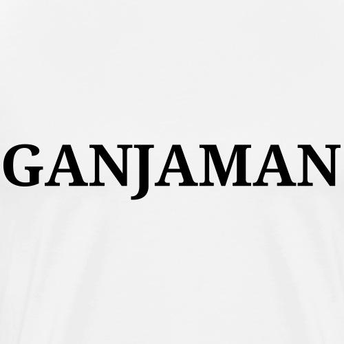 Ganjaman - Männer Premium T-Shirt