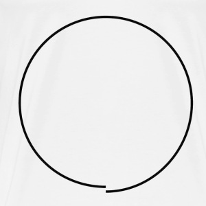 OCD Circle - Men's Premium T-Shirt