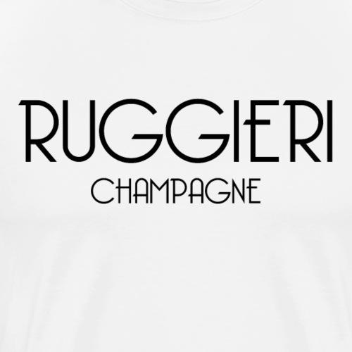 RUGGIERI CHAMPAGNE - Männer Premium T-Shirt