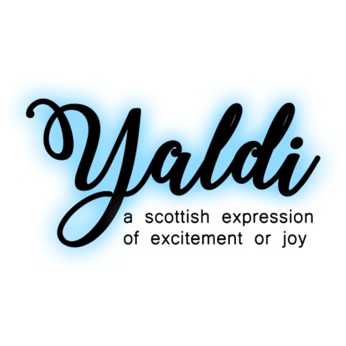Scottish Banter - Yaldi - Men's Premium T-Shirt