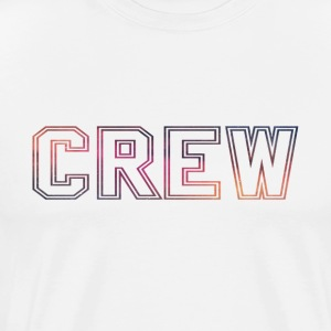 Me and my crew - Men's Premium T-Shirt