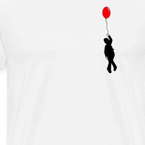 Ballon Boy - Männer Premium T-Shirt
