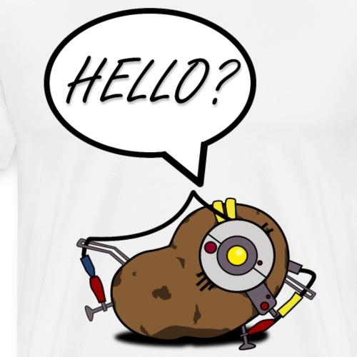 Portal - Männer Premium T-Shirt