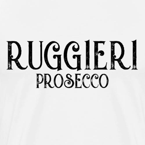 RUGGIERI PROSECCO - Männer Premium T-Shirt