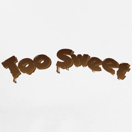 Too Sweet Logo - Men's Premium T-Shirt