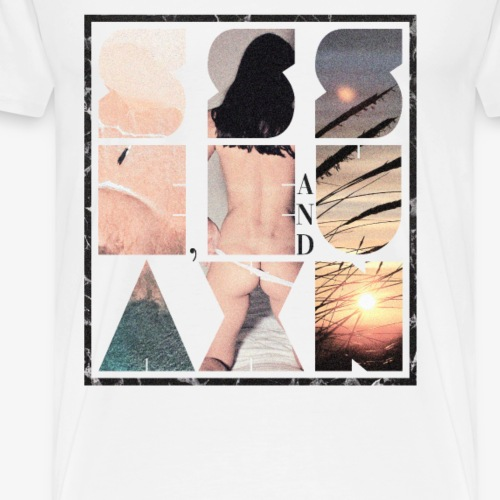 Sea, Sex and Sun - T-shirt Premium Homme