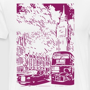 London - Männer Premium T-Shirt