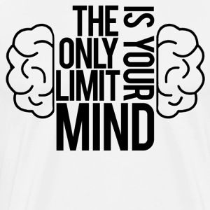 MindLimit - Men's Premium T-Shirt