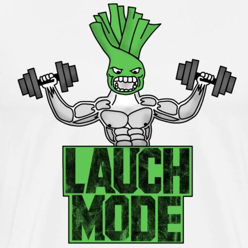 Lauch Mode - Beast Mode - Geschenkidee - Männer Premium T-Shirt