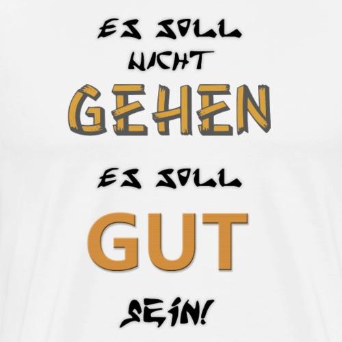 Handwerker Stolz - Männer Premium T-Shirt