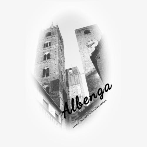 Albenga - Maglietta Premium da uomo