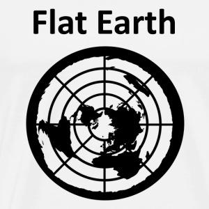 Flat Earth 2 - Männer Premium T-Shirt