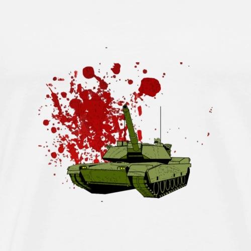 ALBLFSTYL - Armee Panzer Design Geschenkideen - Männer Premium T-Shirt