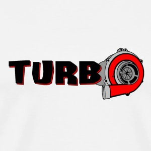 TURBO - Mannen Premium T-shirt