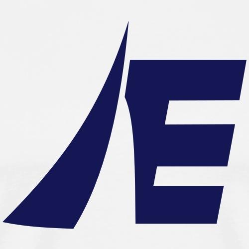 Etchell sailing class logo - Männer Premium T-Shirt