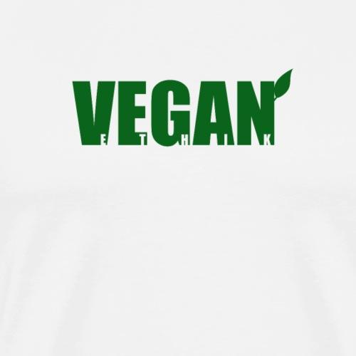 VeganEthik - Männer Premium T-Shirt