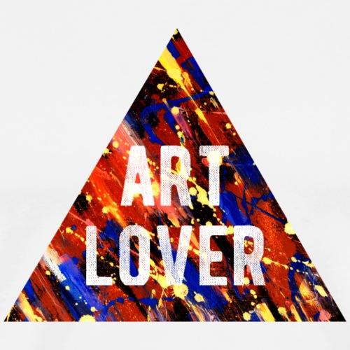 art lover - kunstliebhaber - Männer Premium T-Shirt