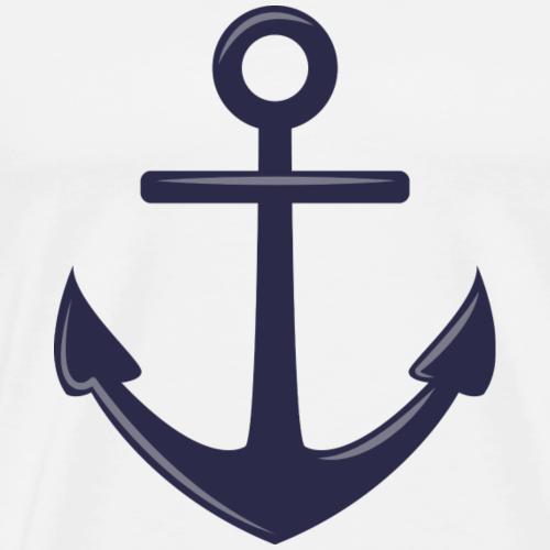 Drop your anchor #2 - Männer Premium T-Shirt