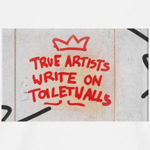 True Artists - Männer Premium T-Shirt