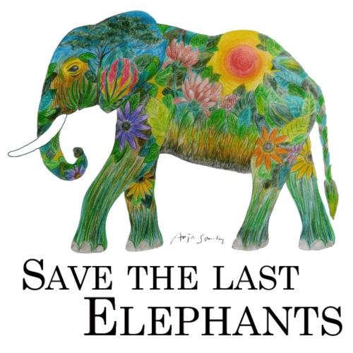 Save The Last Elephants - Männer Premium T-Shirt