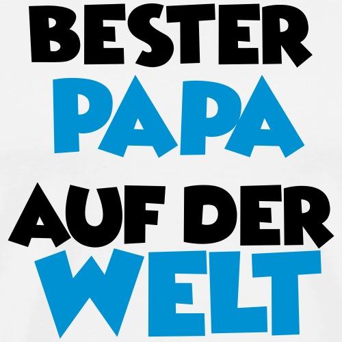 Bester_Papa - Männer Premium T-Shirt