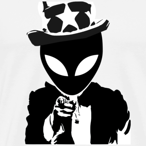 Alien - Camiseta premium hombre