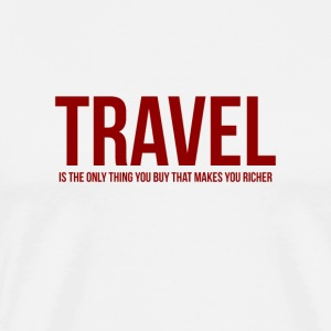 TRAVEL - Männer Premium T-Shirt