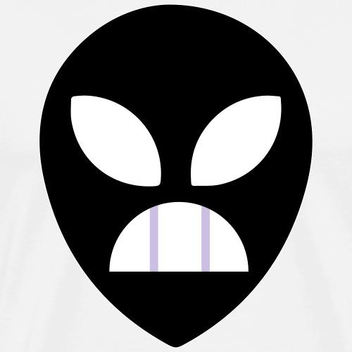 Angry Alien - Männer Premium T-Shirt
