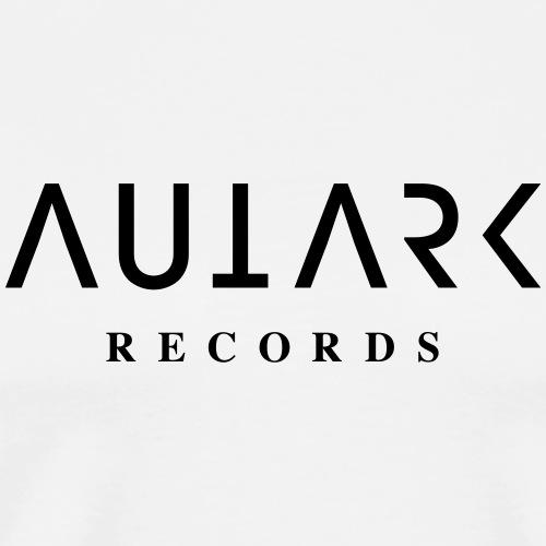 Autark Records Logo black - Männer Premium T-Shirt