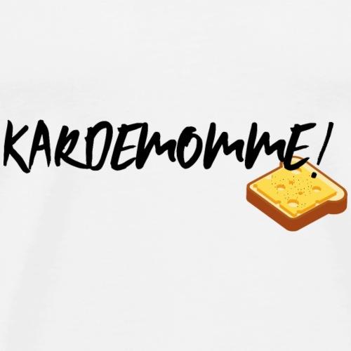 Kardemomme! (ljus) - Premium-T-shirt herr