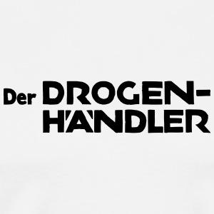 Der Drogenhaendler - Männer Premium T-Shirt